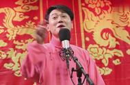 郭德纲最浪的徒弟孟鹤堂,台上小眼一咪唱出了最浪的歌曲!
